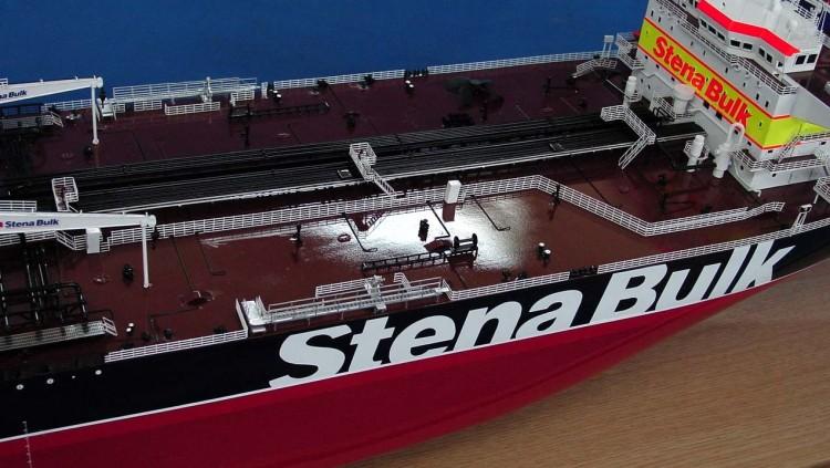 The Stena Atlantica