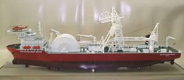 CSO Ultra Deep Water – Pipe-layer ship